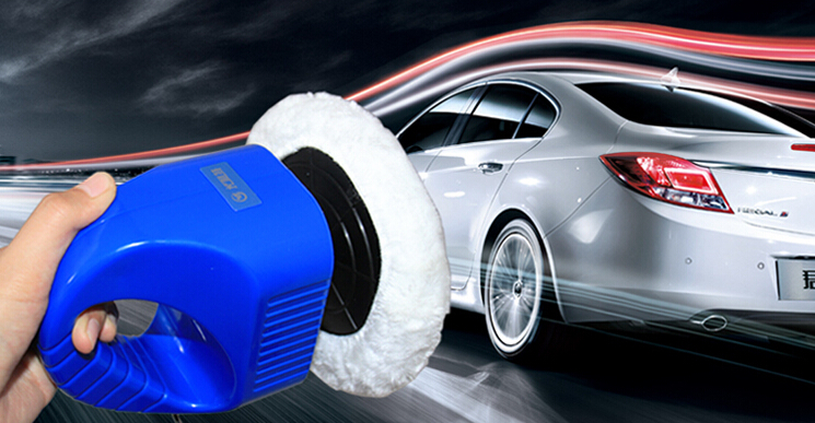 высокое качество 12 в мини портативный 1500 об./мин. автомобиль воском машина шлифовальные машины для автомобиля бесплатная доставка