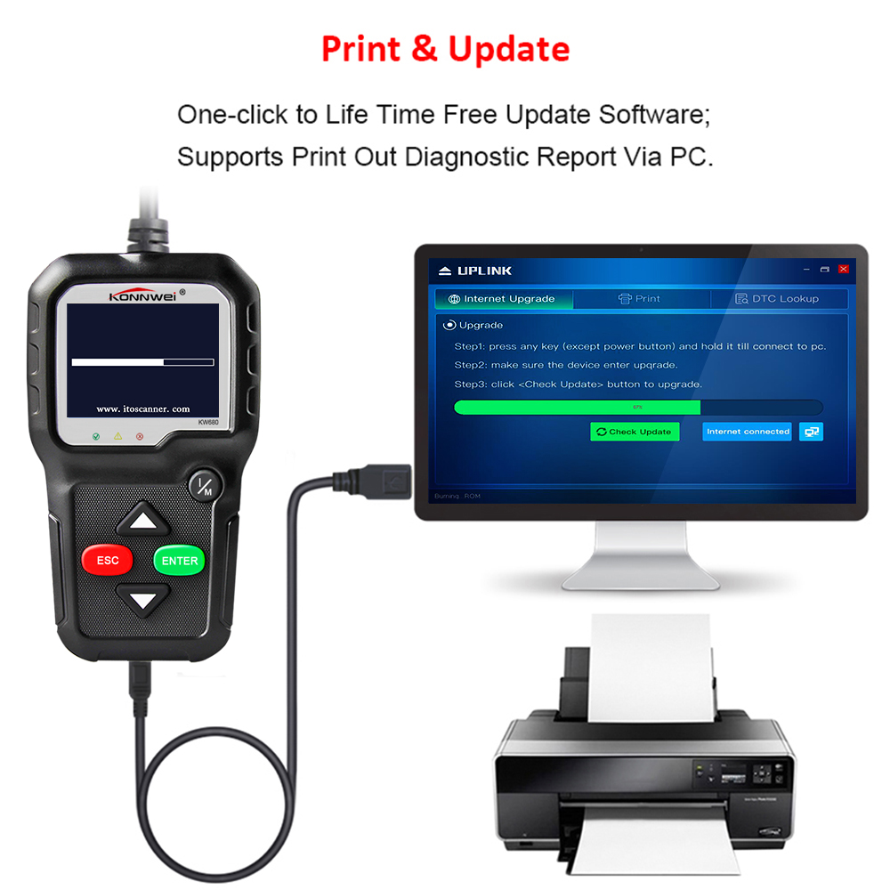 lowest price FTDI FT232RL FT232RQ Chip Auto Car Obd2 Diagnostic Cable for VAG USB for Fiat VAG USB Interface Car Ecu Scan Tool 4 Way Switch
