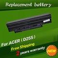 Jigu batería del ordenador portátil para acer aspire one zg5 kav10 kav60 aspire one a150 d250 d250 batería