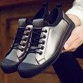 Мужская Обувь Люксовый Бренд Мокасины Обувь Мужская Италия Формальное Дизайнер Мужской Обуви Высокого Качества Классический 2016 Slipony Красовки YS x82