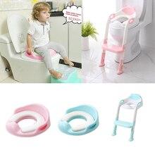 Детское сиденье для унитаза, детская тренировочная подушка безопасности для девочек и мальчиков, кольцо для сиденья, уход за младенцем с подлокотником