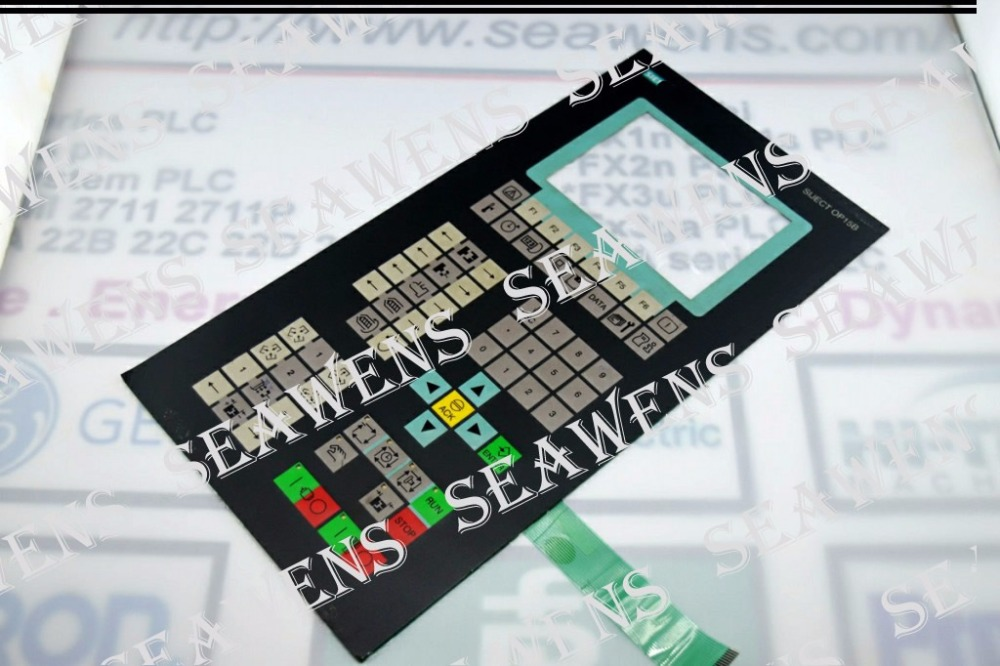 Membrane switch for SIJECE OP15B 6AT1131-5BB20-0XA0 6es7223 1ph22 0xa0