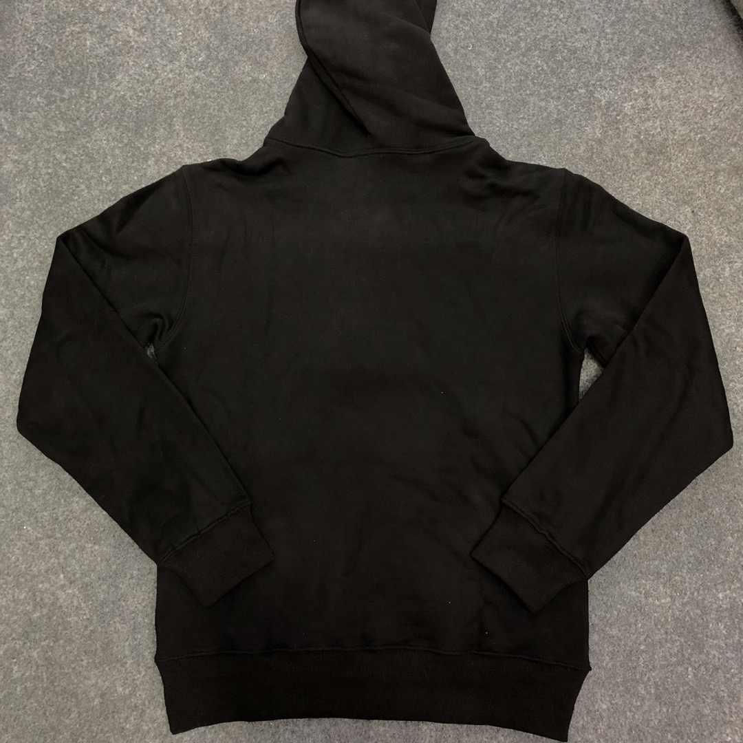 a7493477 ... 2019 Kanye West Brand Kids Must Be Born Again Embroidery Women Men Hoodies  Sweatshirt Hiphop Streetwear