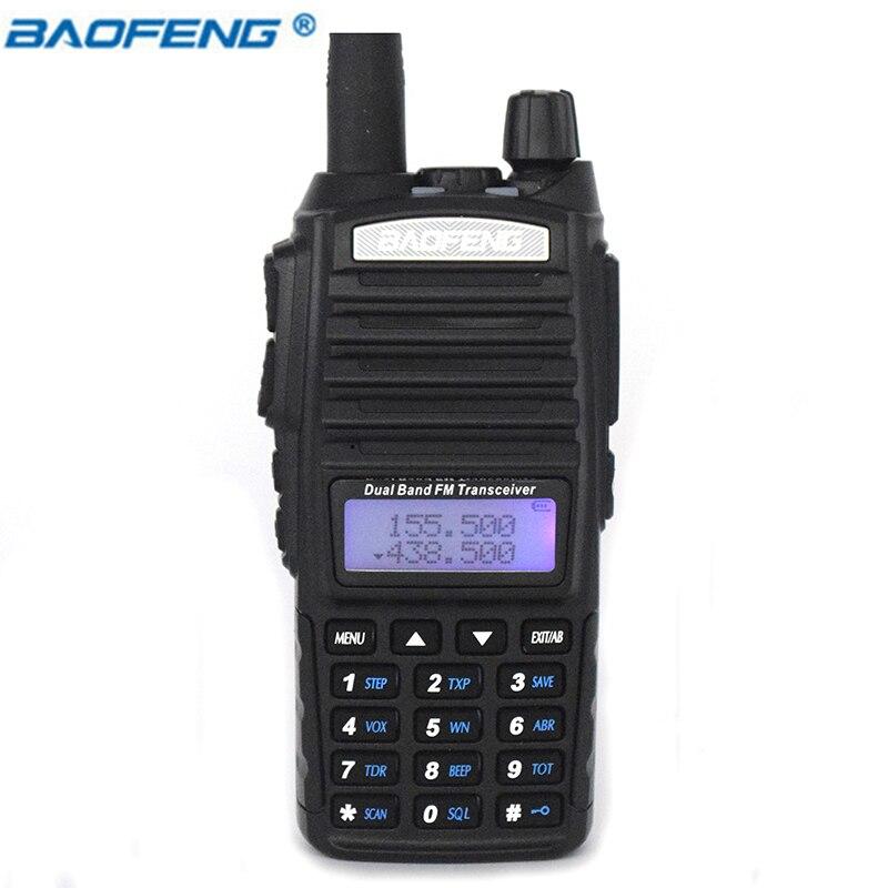 bilder für Walkie Talkie baofeng UV 82 Dual band UHF VHF Tragbaren Radio Scanner Für zwei-wege-funk-transceiver Baofeng uv-82 Schinken Radio