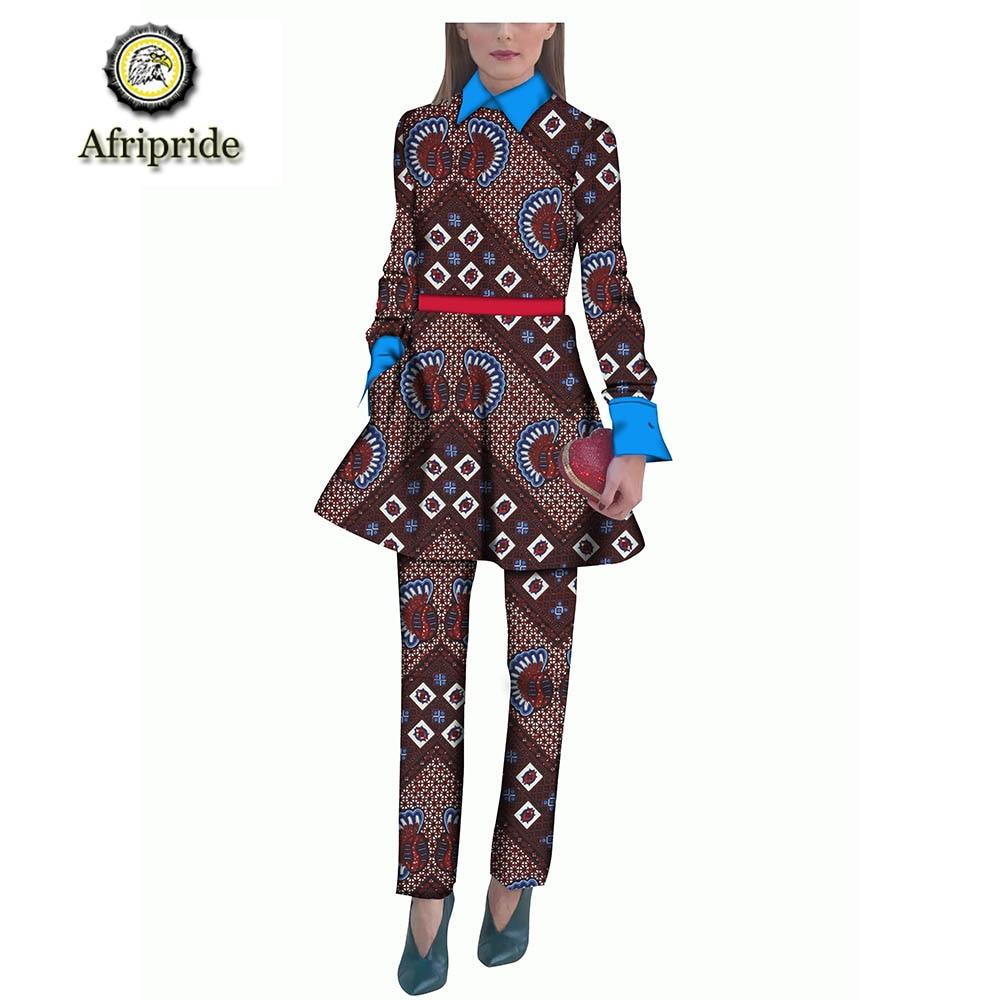 Traditionnelles Classique 6 2019 Manches Robes Imprimé 1 Dashiki 2EH9IWDY