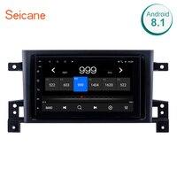 Seicane Android 8,1 7 Car радио для Suzuki SX4 2006 2012 2Din Tochscreen мультимедийный плеер головное устройство Поддержка Зеркало Ссылка DVR