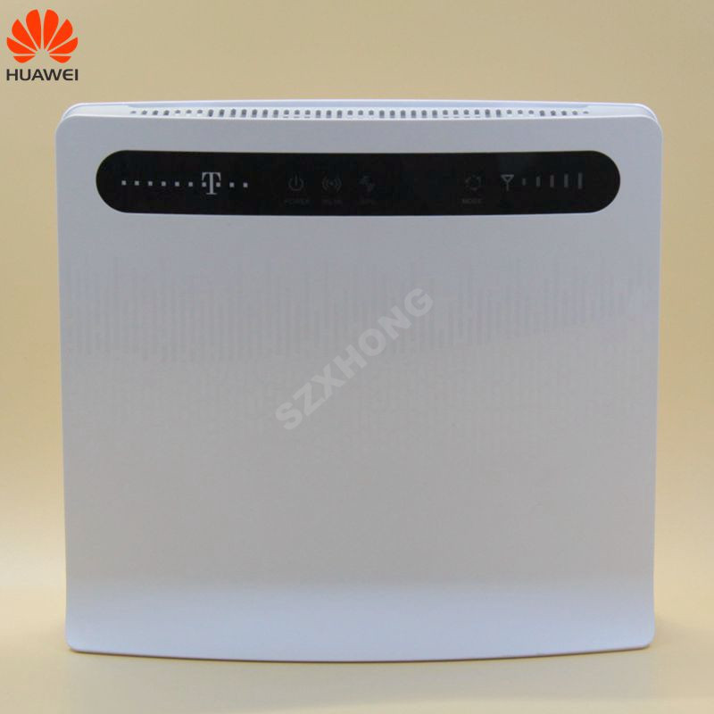 Unlocked Huawei B593 B593s-12 4G LTE FDD 4G wireless router 100Mbps WiFi Hotspot SIM Card Slot huawei B593S with antenna dual sim industrial 4g fdd lte wifi wireless router 100mbps unlock hotspot for m2m application support gps model h700t f1