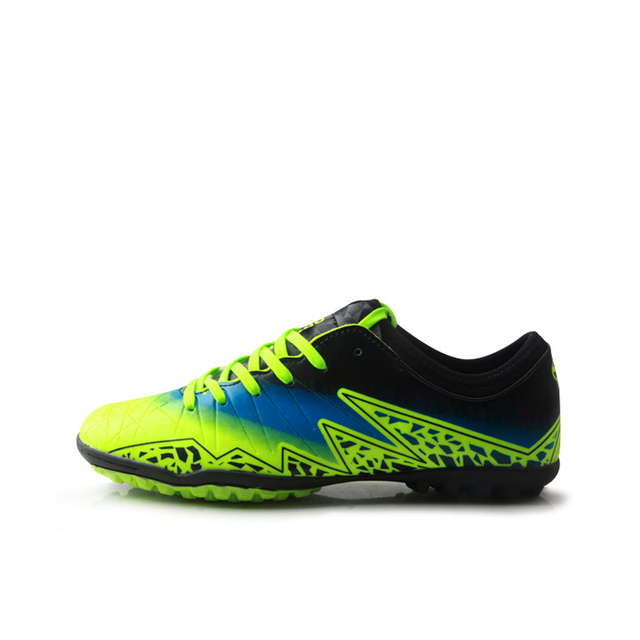 TIEBAO E77030 New Arrivals Soccer Shoes Turf Soccer Boots Outdoor Football  Shoes Girls Boys TF Football eeacf84db1306