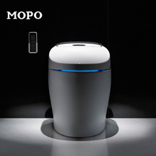 MP1987 integrated intelligent toilet closet, no water tank, hot automatic toilet.
