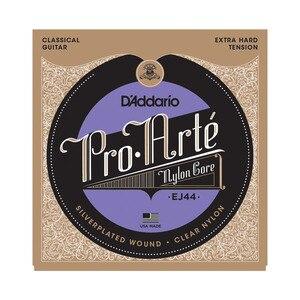 Image 4 - Daddario Pro Arte Nylon Core Classical Guitar Strings set, Normal/Hard Tension EJ43 EJ44 EJ45 EJ46  EJ49 EJ59