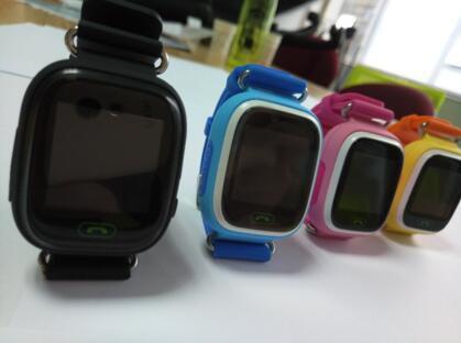 Crianças gps tracker g72 tela sensível ao toque wifi posicionamento do bebê smart watch crianças monitor de chamada sos localização anti perdido