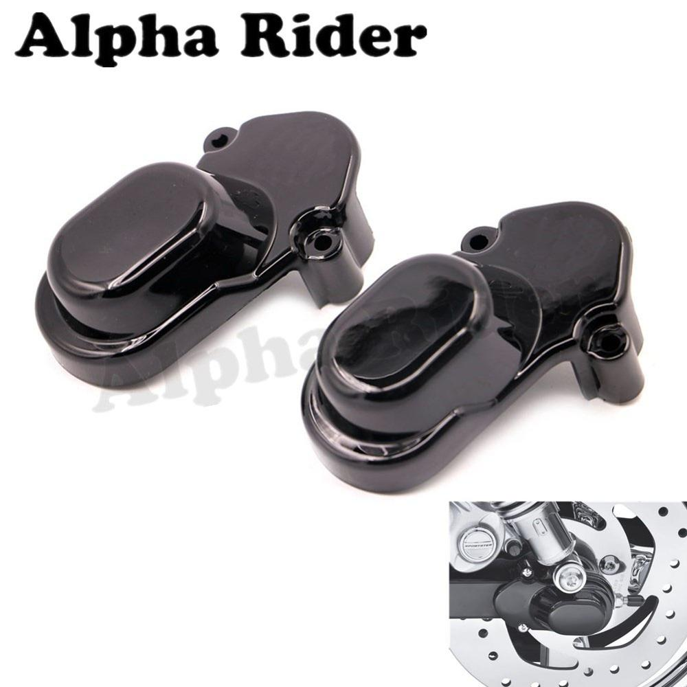 ABS Bar & Shield Rear Wheel Axle Cover Kit for Harley 48 XL1200X 72 XL1200V Iron Sportster XL 883 1200 Nightster Roadster Custom cnc rear wheel axle cover cap kit for 05 14 2005 2006 2007 2008 2009 2010 2011 2012 2013 2014 harley sportster 883 1200