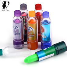 Ideal Vigor 6 Designs Beverage Bottle Design Lipstick Change Color Lip Balm Moisturizer Sweet Cute Scent Lip for Makeup
