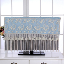 LED Screen Lace TV Television Dust Cover 37-50 Inches LCD