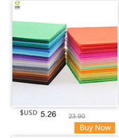 2015 высокое качество смешать цвет 100% мягкого полиэстер нетканые войлок ткань для DIY чувствовал ткань пакет 1.5 мм толщиной 42 шт./лот фетр 15 х 15 см рН-42-1