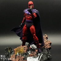 X Men X Magneto Wolverine Figure Mezco Toys Model Deadpool Ornaments Action Figure