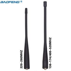 Image 4 - Baofeng UV S9 Plus Tri Band10W Krachtige 2Xantenna Vhf Uhf 136 174Mhz/220 260Mhz/400 520Mhz 10Km Long Range Ham Draagbare Rad