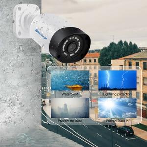 Image 5 - 8CH 5MP POE NVR ערכת H.265 אבטחת CCTV מערכת IP66 חיצוני עמיד למים IP מצלמה תנועה לזהות P2P וידאו מעקב סט 2TB HD