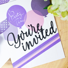 Youre Invited Dies English Phrase Cutting Stencils for DIY Scrapbooking Decorative Crafts Supplies Embossing Paper Cards