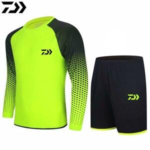 daiwa summer sports suit fishi