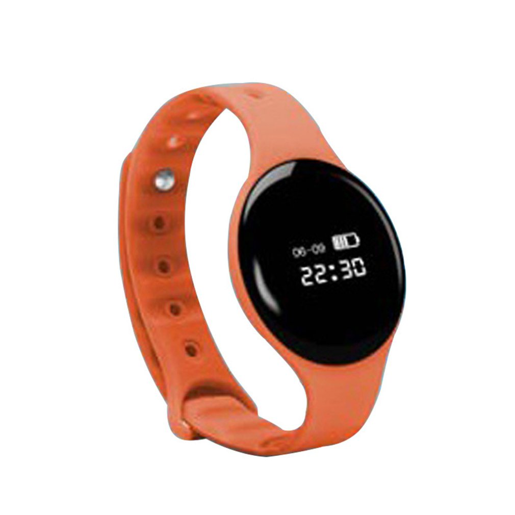 Waterproof 1.5 Inch Display Message Remind Bluetooth Smart Bracelet Fitness Tracker Heart Rate Monitor Smart Wristband 2019