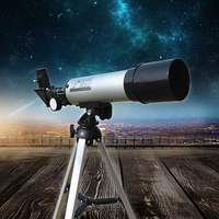 Outdoor Spotting Monocular Telescope with Tripod 90 Times Zooming Astronomical Telescope F36050 Best Christmas Gift for Children