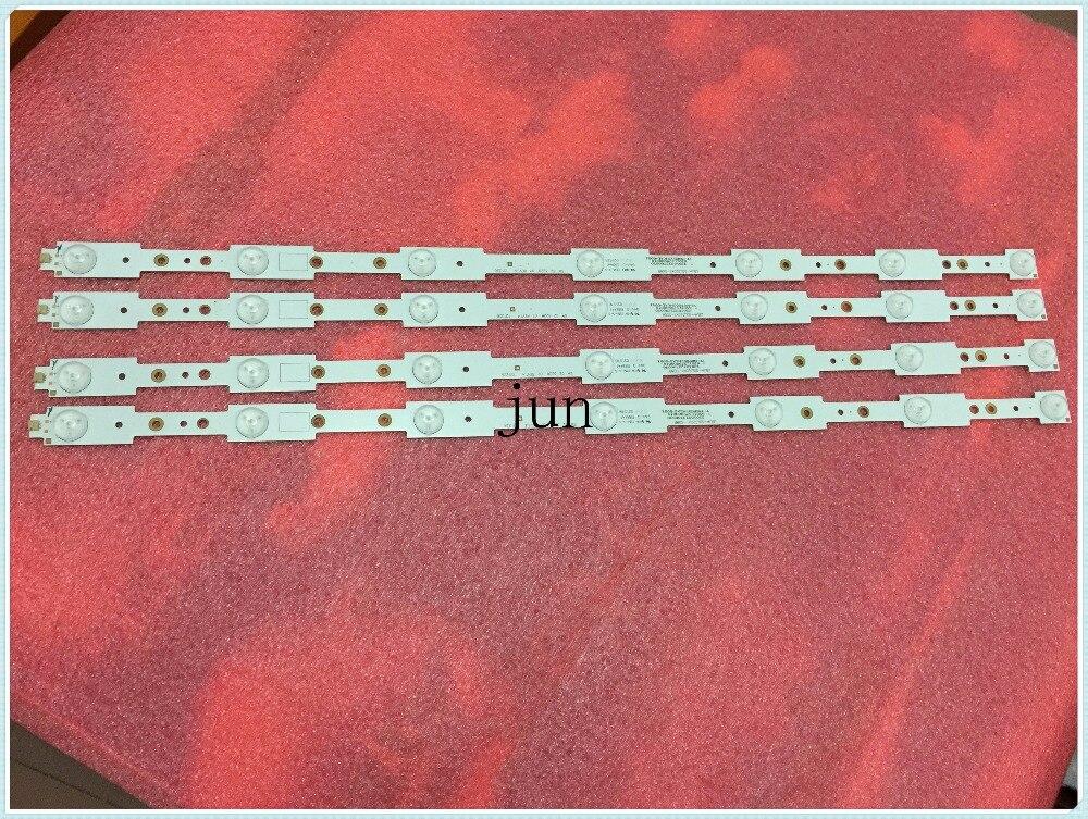 5 pcs/lot Original 39 pouces ampoules LED w/lentille optique Fliter grande taille pour 32E306 32E350E 32 ''moniteur TV nouveau