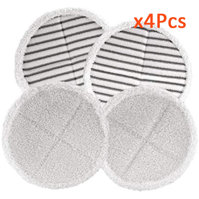 For Bissell Spinwave 2039A 2124 Replacement Mop Pads Floor Mop Gift Powered Hard Practical 2019 High Quality Durable(China)