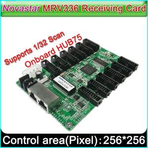 Image 1 - MRV336นำการแสดงที่ได้รับบัตรสนับสนุน1/32สแกน,กลางแจ้งสีเต็มรูปแบบในร่มP2.5 P10 LEDควบคุมการแสดงผลวิดีโอ