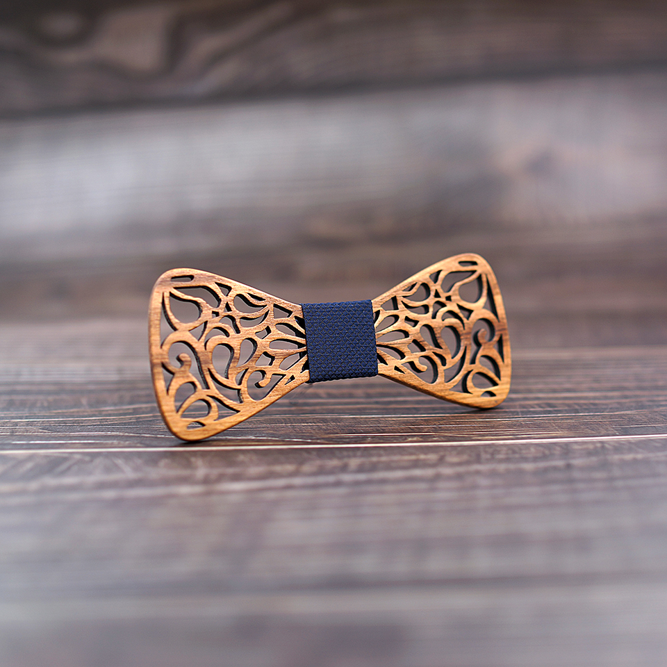 M1 (4)  Mahoosive New Floral Wooden Bow Ties for Males Bowtie Hole Butterflies Marriage ceremony go well with picket bowtie Shirt krawatte Bowknots Slim tie HTB11K0sAf9TBuNjy1zbq6xpepXa2