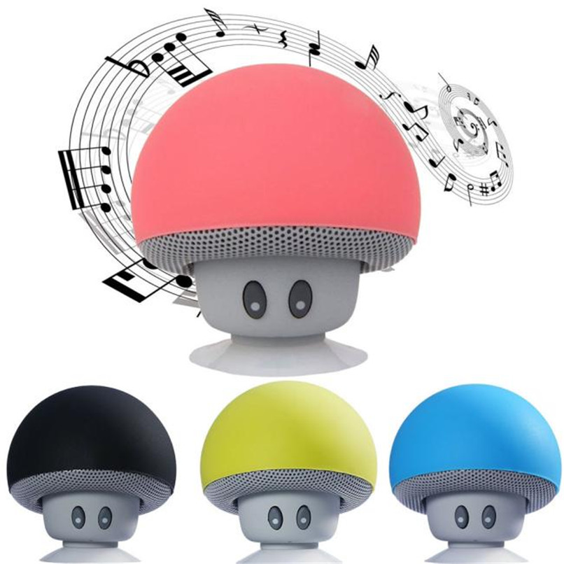 Stero Sound Mini multifunctional Bluetooth Speaker Wireless BASS Portable For iPhone Tablet Free Shipping NOA23