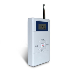 Image 2 - JINSERTA Mini FM Transmitter Persönlichen Radio Station Stereo Audio Converter 70MHz 108MHz für Tragbare Empfänger