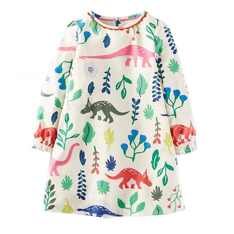 Baby-Girls-Dresses-100-Cotton-2017-Brand-Autumn-Moana-Dress-Kids-Clothes-Vestido-Princesa-Character-Children-Dress-Clothing-2