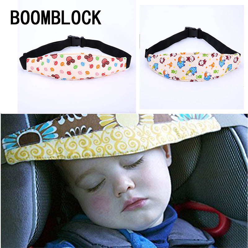 Baby Car Seat Headrest Sleeping Head Support Pad For Mercedes Benz W203 BMW E39 E36 E90 F30 F10 Volvo XC60 Audi A6 c5 c6 Q5 Q7