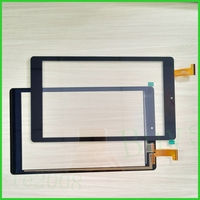 Black 8 Inch For Nextbook Ares 8 NXA8QC116B Tablet PC Touch Screen Panel Digitizer Glass Sensor