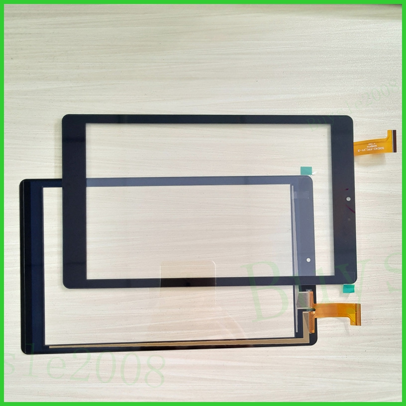 Black 8'' inch For Nextbook Ares 8 NXA8QC116B Tablet PC Touch screen panel Digitizer Glass Sensor replacement SG6242-FPC-V1-3 new 8inch touch screen rp 275a 8 0 fpc a2 digitizer sensor tablet pc replacement parts panel front glass high quality black
