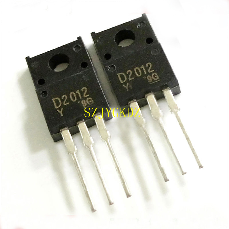 D2012 2SD2012 TO-220F Plastic Power Transistor