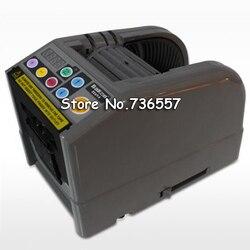Dispensador automático de cinta de ZCUT-9, máquina de corte de cinta automática, 6-60mm de ancho, 5-999mm de longitud 110 V/220 V enchufe de EU/US