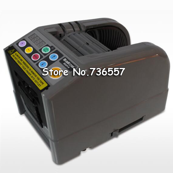 ZCUT-9 Automatica Macchina di Taglio del Nastro Dispenser Nastro Automatico, 6-60mm di larghezza, 5-999mm lunghezza 110 V/220 V EU/US PLUG