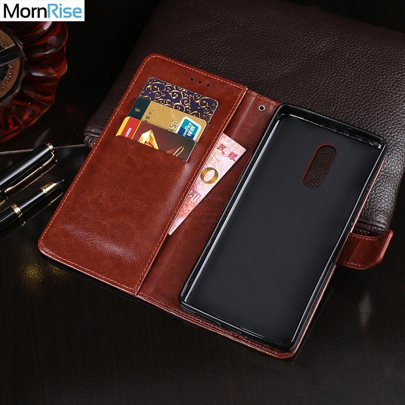Luxury Vintage PU Leather Flip Cover For LG Q Stylus Case Wallet Kickstand Card Pocket Business Style Mobile Phone Bags Fundas