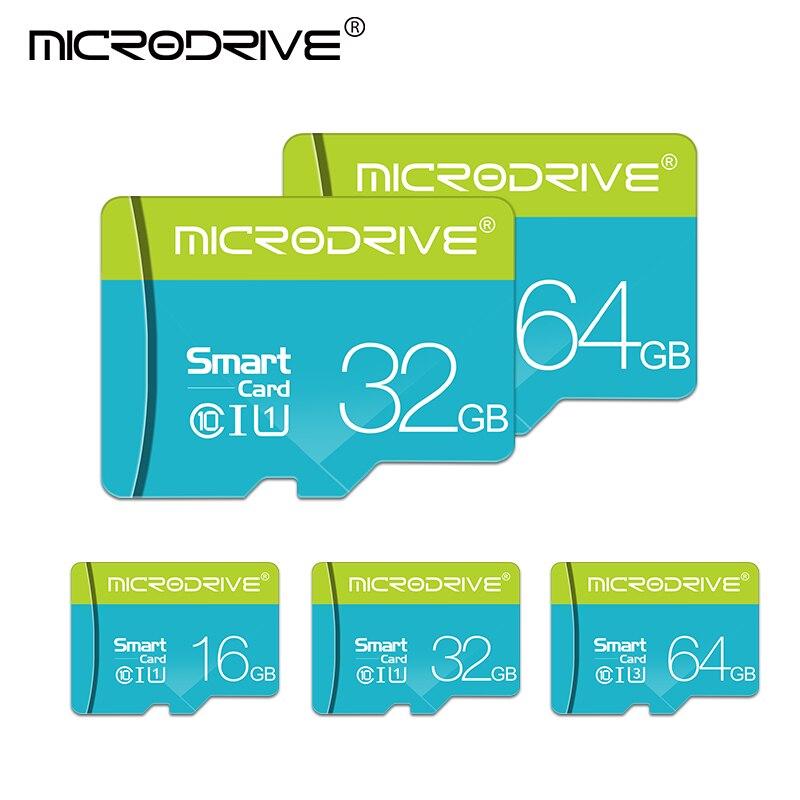 Real capacity Micro sd card 16GB 32GB tarjeta micro sd 64GB 128GB microsd flash drive Memory