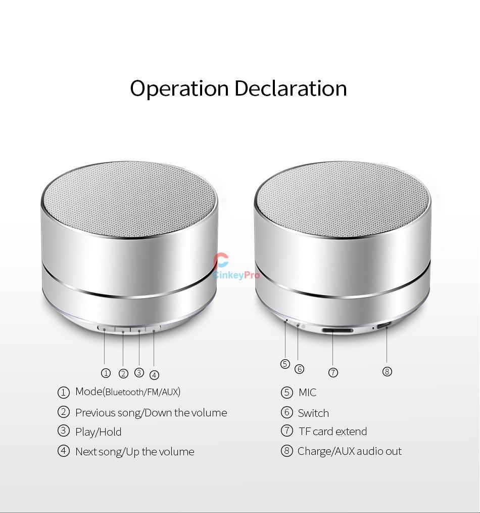 Bluetooth Speaker 4
