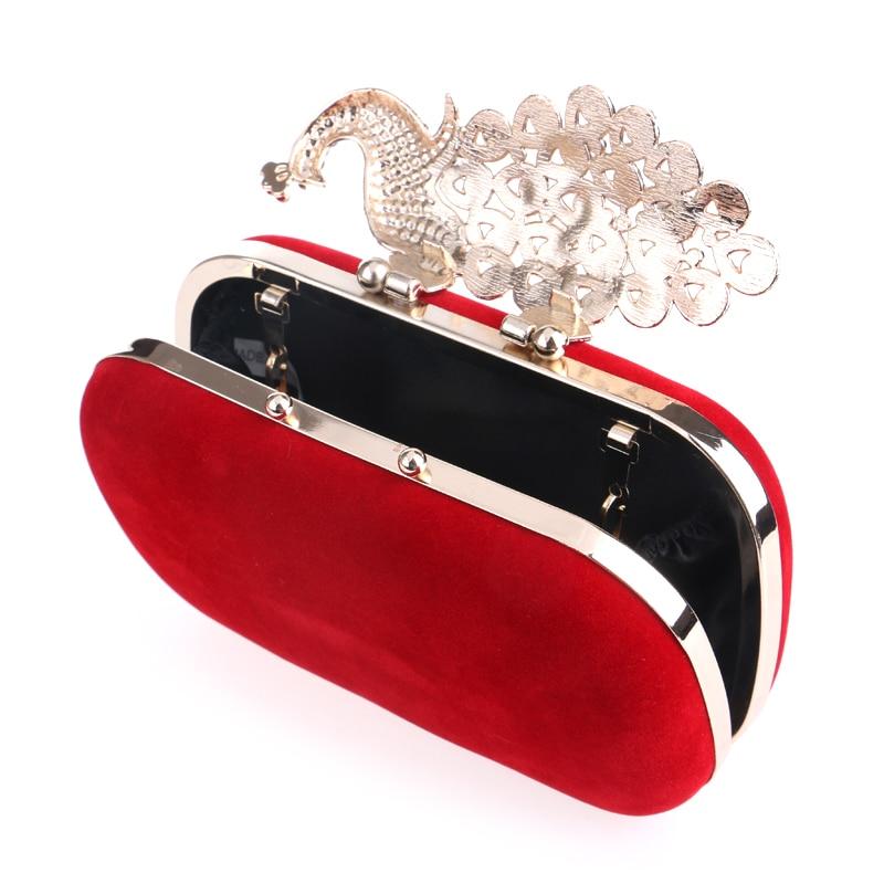 f63004c6bf SEKUSA Clutch evening bags Crown rhinestones evening purse shoulder ...