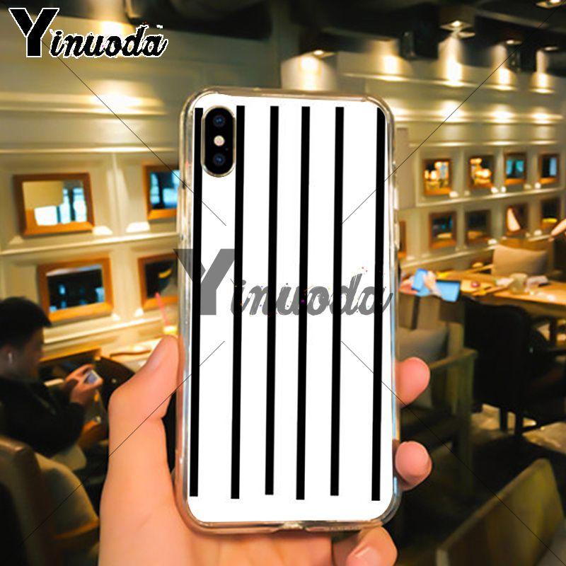 Black White Stripes Gold Love (12)