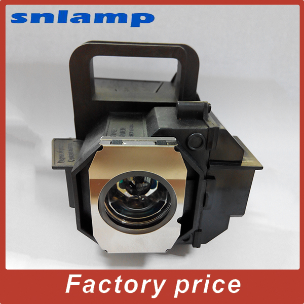 ФОТО Original bulb ELPLP49 / V13H010L49 Projector Lamp for PowerLite HC 6500UB PowerLite PC 7100 EH-TW3200 EH-TW3600 etc.