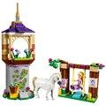 Bela 10564 Princesa de La Muchacha Serie Jardines del Castillo Juguetes Bloques de Construcción de Juguetes Compatible Con Lepin minis 41065 bloque P715