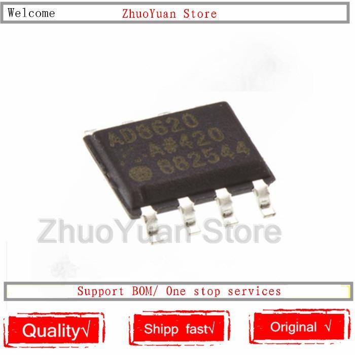 1PCS/lot AD8620ARZ AD8620AR AD8620 Patch SOP-8 IC Chip New Original