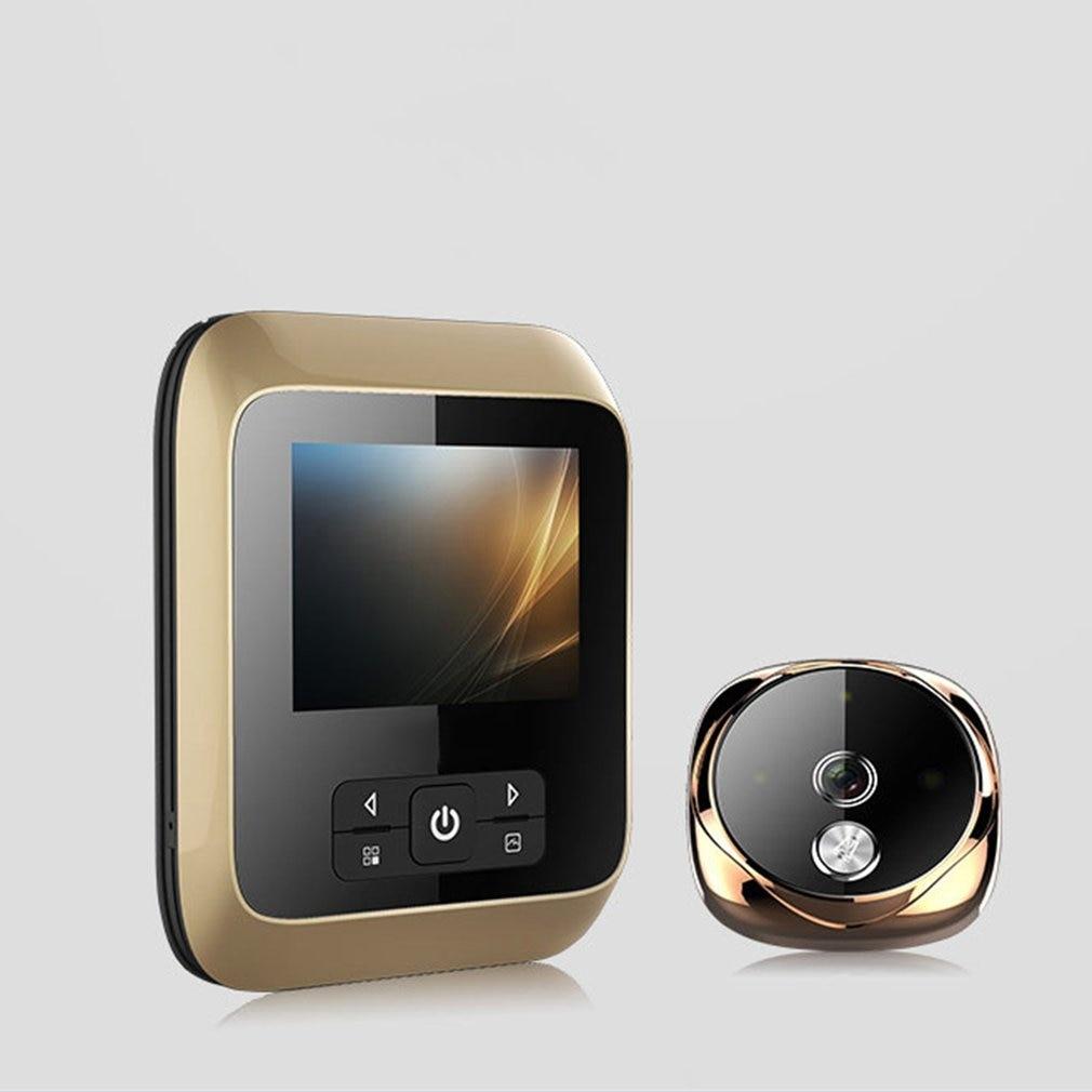 SF530 di Video Campanello Senza Fili da 3.0 pollici TFT LCD Display HD A Raggi Infrarossi di Visione Notturna A Lunga Durata In Standby 120 Ampio Angolo diSF530 di Video Campanello Senza Fili da 3.0 pollici TFT LCD Display HD A Raggi Infrarossi di Visione Notturna A Lunga Durata In Standby 120 Ampio Angolo di