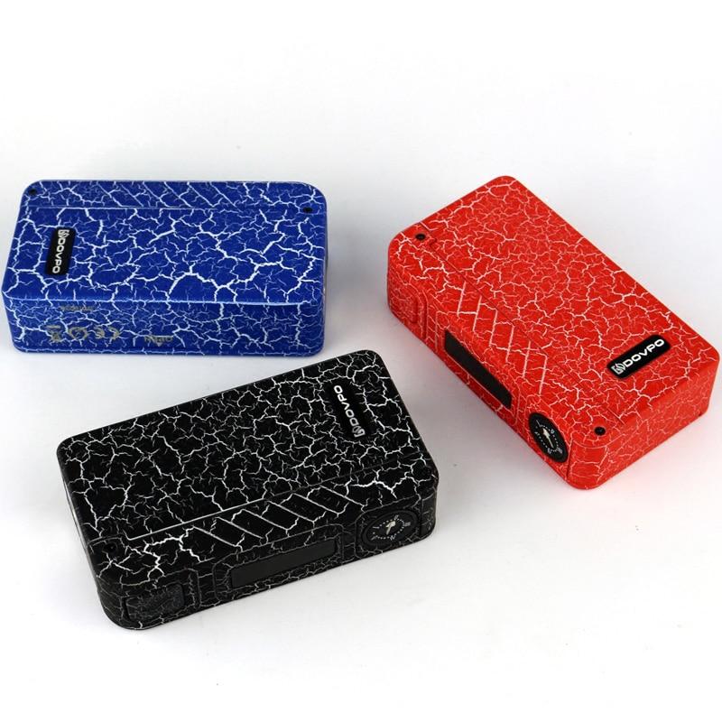 100% Original DOVPO MVV boîte Mod 280 w Cigarette électronique vaporisateur stylo en alliage de Zinc cigarrillo electronico 18650 boîte mod vape - 5