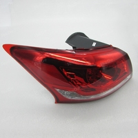 For Great Wall Suv Refitting Accessories Hover M4 Tail Lamp Assembly Back Light Turn Signal 2012
